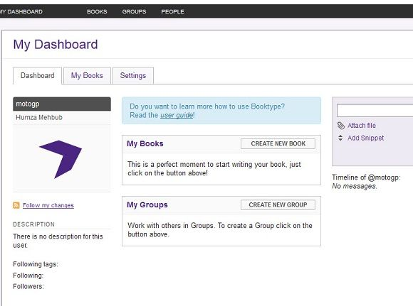 publish digital books