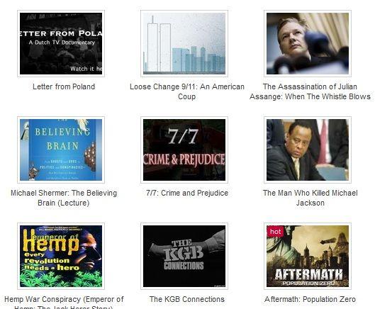WatchDocumentary: Watch Documentaries On Various Topics Choose