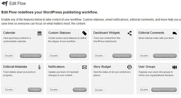 manage articles wordpress