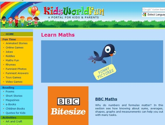 way for children to learn