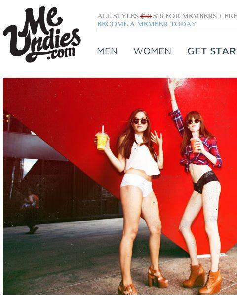Meundies   MeUndies: Buy Stylish Comfortable Underwear Every Month