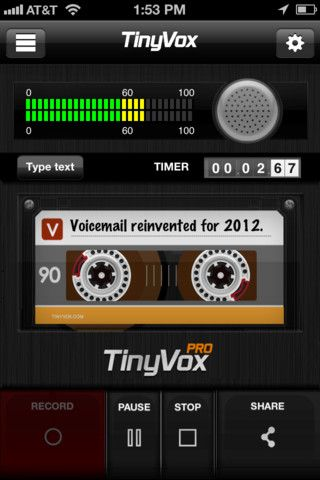 record voice notes