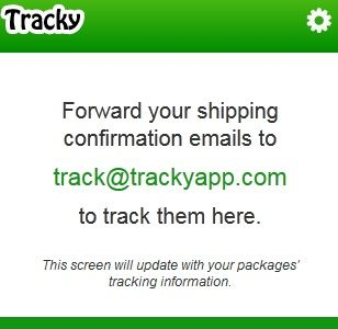 track shipped packages