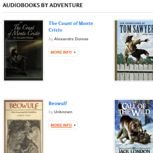 Stream & Listen To Free Audiobooks In Your Browser At AudioLiterate