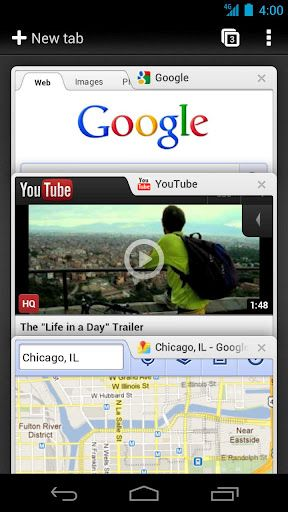 Google Chrome Finally Launches For Android (ICS Only) [News] chromeandroid