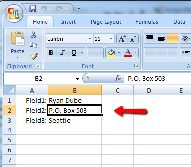 put text into clipboard vba