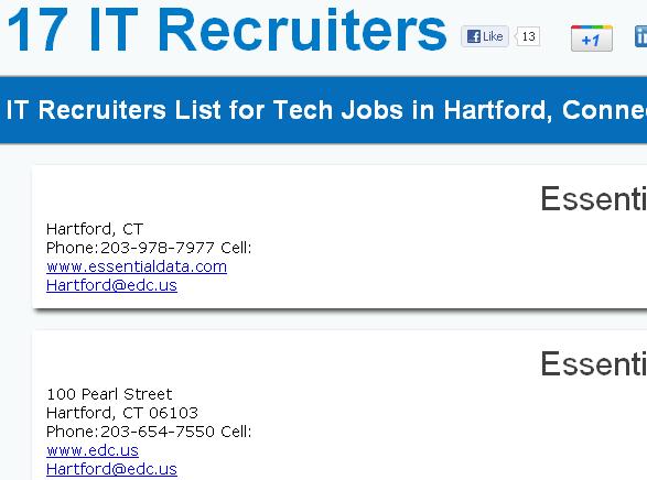 find an it job