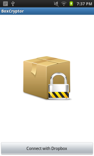 Encrypt Your Dropbox Files With BoxCryptor device 2012 02 13 193701