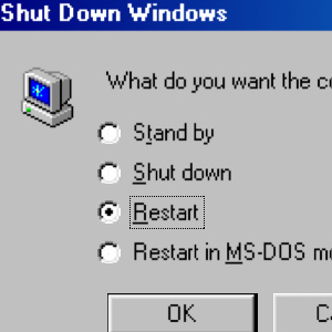 Live Out Your Operating System Nostalgia With The Restart Page