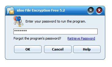 idoo   idoo File Encryption: A Desktop App To Lock Your Files, Folders & USB Flash Drives