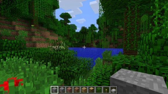 Review: What's New In Minecraft 1.2 [MUO Gaming] jungle