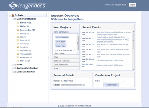 document management for bookkeepers