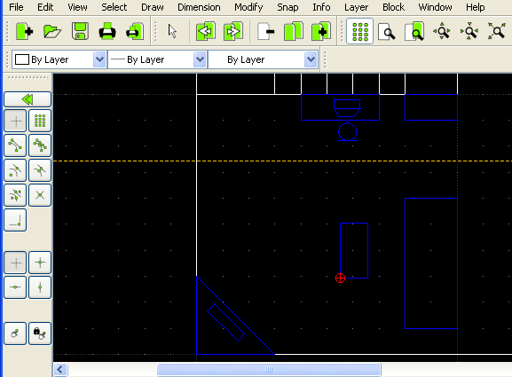 6 Tips To Get The Most Out of LibreCAD Free CAD Software librecad7