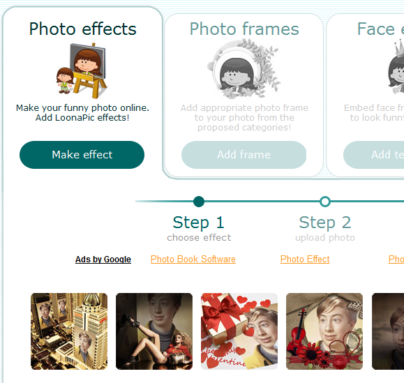 loona   Loonapix: Add Cool Effects & Frames To Your Photos