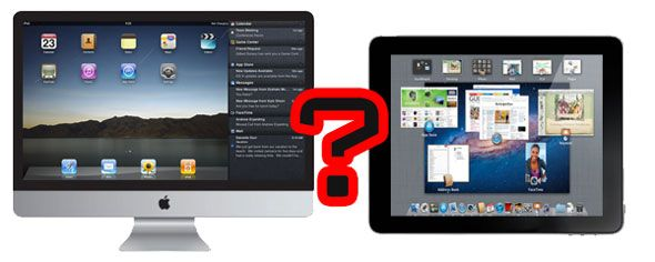 The iOS-ification Of OSX - The Beginning Of The End? Or A Natural Harmonisation? [Opinion] merge not