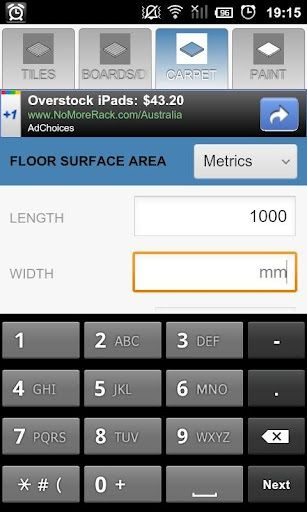 Handymade LITE: An App For Unit Conversion & More [Android 2.2+] mm