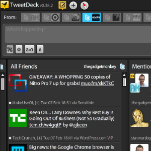 How To Revert To The Old Version Of Tweetdeck If You Don't Like The New Version