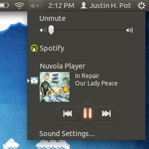 Integrate Cloud Music Players Into Your Desktop With Nuvola Player [Linux]