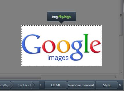 remove elements from web pages