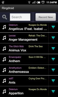 custom ringtones android