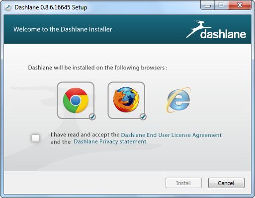 Dashlane - A Slick New Password Manager, Form Filler