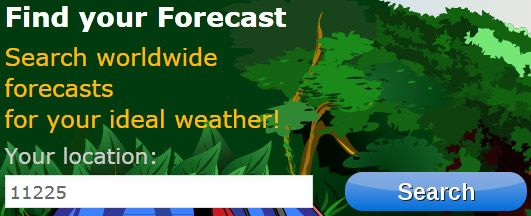 weather forecasts alert
