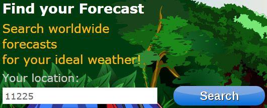 weather forecasts alert