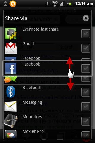 Andmade Share Improves The Way You Share & Gives You Multiple Sharing Options [Android 2.1+] Andmade04