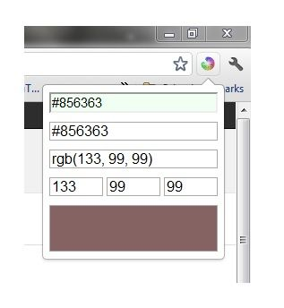 convert color codes hex rgb