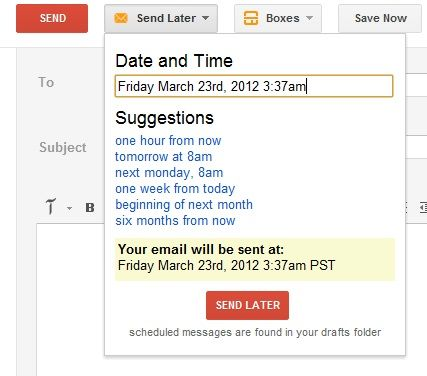 Streak: Add A CRM To Your Gmail Inbox [Chrome] DatenTime