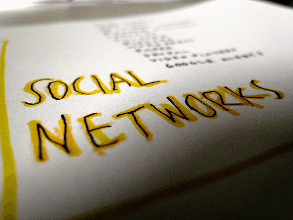 What Is Your Social Network Of Choice, & Why? [You Tell Us] Social Networks1