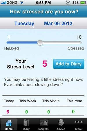manage stress levels