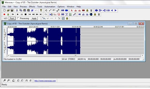 audio editor windows