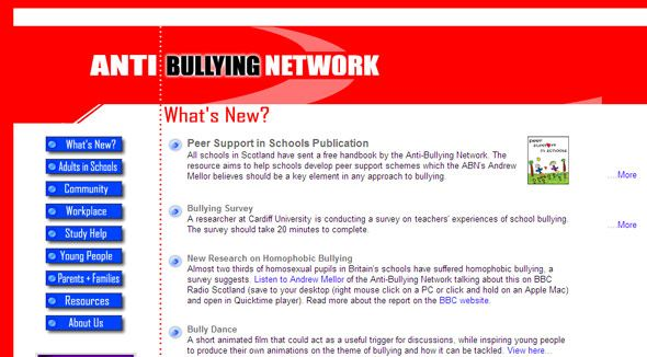 cyberbullying articles