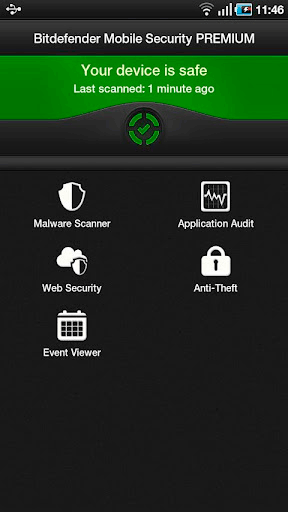 scan android for malware