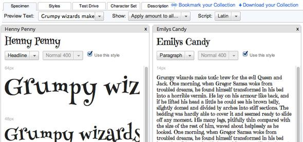 How To Use Google Fonts In Your Next Web Project & Why You Should compare