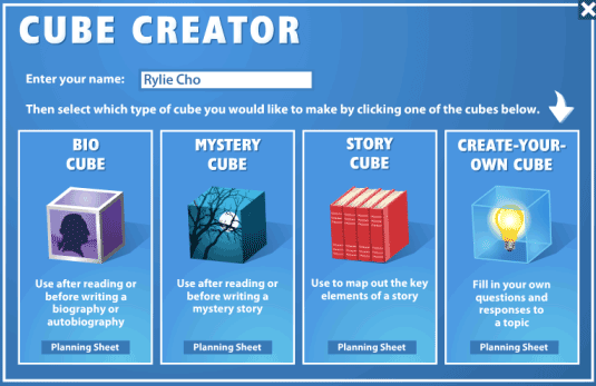 Cube Creator: Get Custom Cube Templates To Easily Build Paper Or Cardboard Cubes cube creator