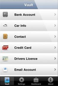 free password management iphone