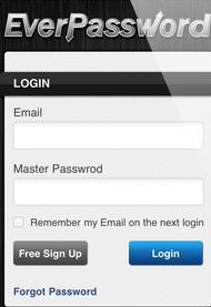 ever password