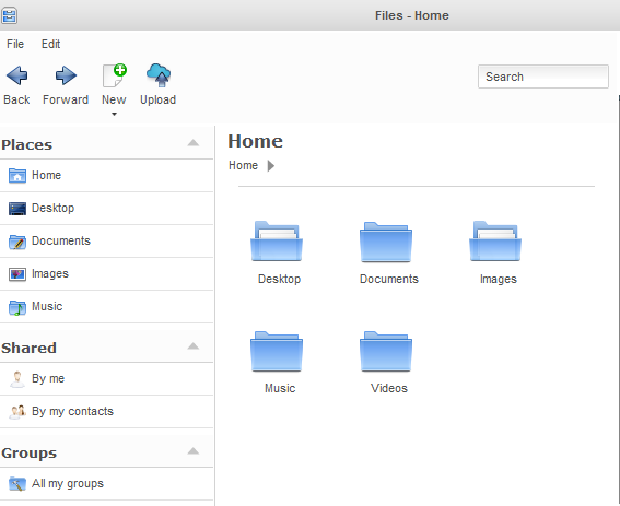 Build A Central Cloud Desktop In Your Home Or Business With EyeOS eyeos7