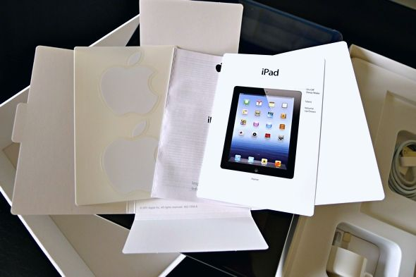 new ipad review