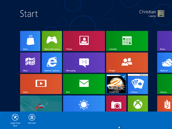 how to install apps on windows 8