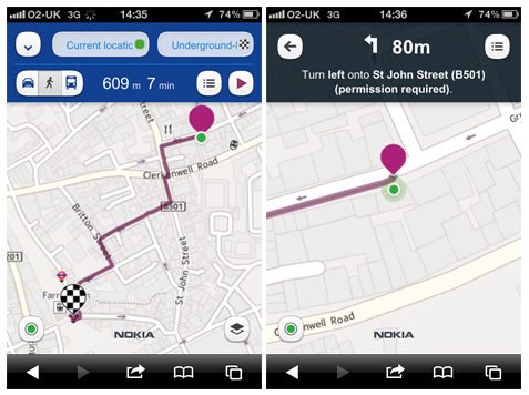 Nokia Introduces Voice Navigation On Any Mobile Device Using Nokia Maps [Update] nokia maps voice