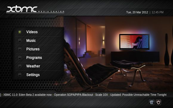 6 Coolest Free Skins For Your XBMC Media Center pm3hd1