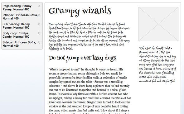 How To Use Google Fonts In Your Next Web Project & Why You Should preview