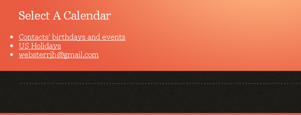 share calendar events