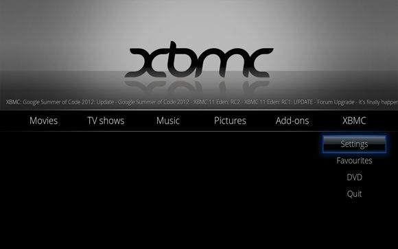 6 Coolest Free Skins For Your XBMC Media Center quartz2
