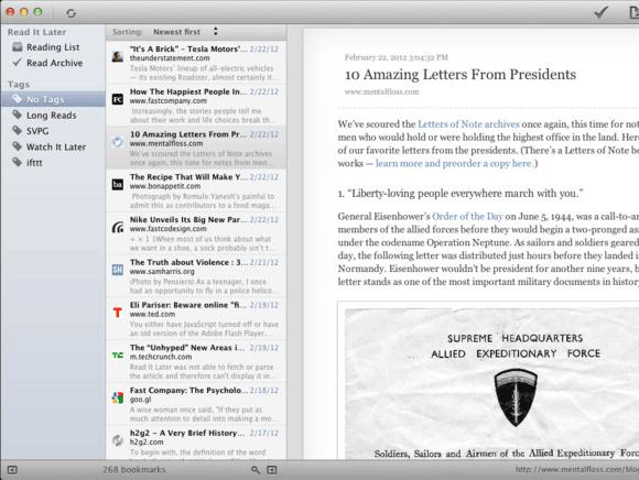 read it later desktop app