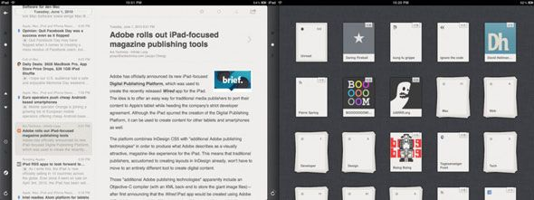 new ipad retina apps