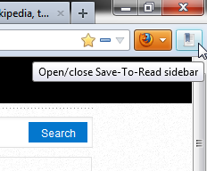 save web pages for later